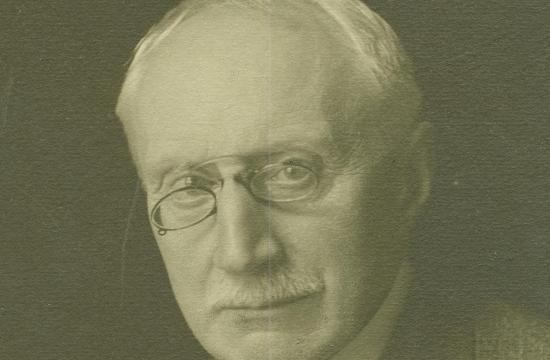Antonín Sova vroce 1926