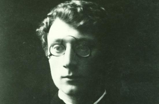 Antonín Sova namaturitní fotografii zroku 1885