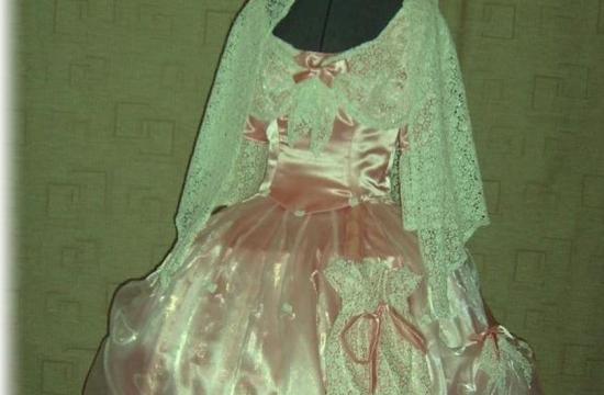 Šaty skrinolínou