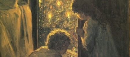 Básničky o Vánocích