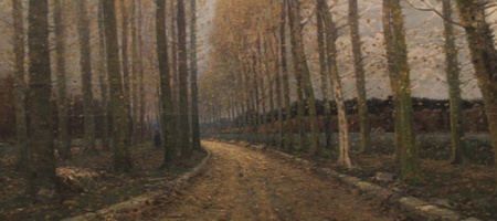 Podzim v básních Antonína Sovy a jeho kolegů